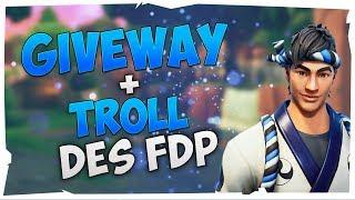 🔴 GIVEWAY - BIG FDP OF ♥ - Fortnite PVE