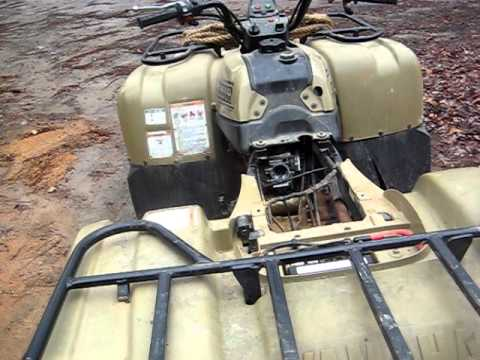 Yamaha Big Bear    400       4x4    2001  YouTube