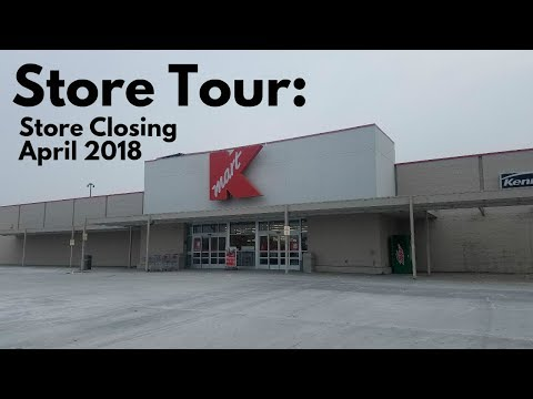 STORE TOUR: Kmart, Sandy Hollow Road, Rockford IL (STORE CLOSING)