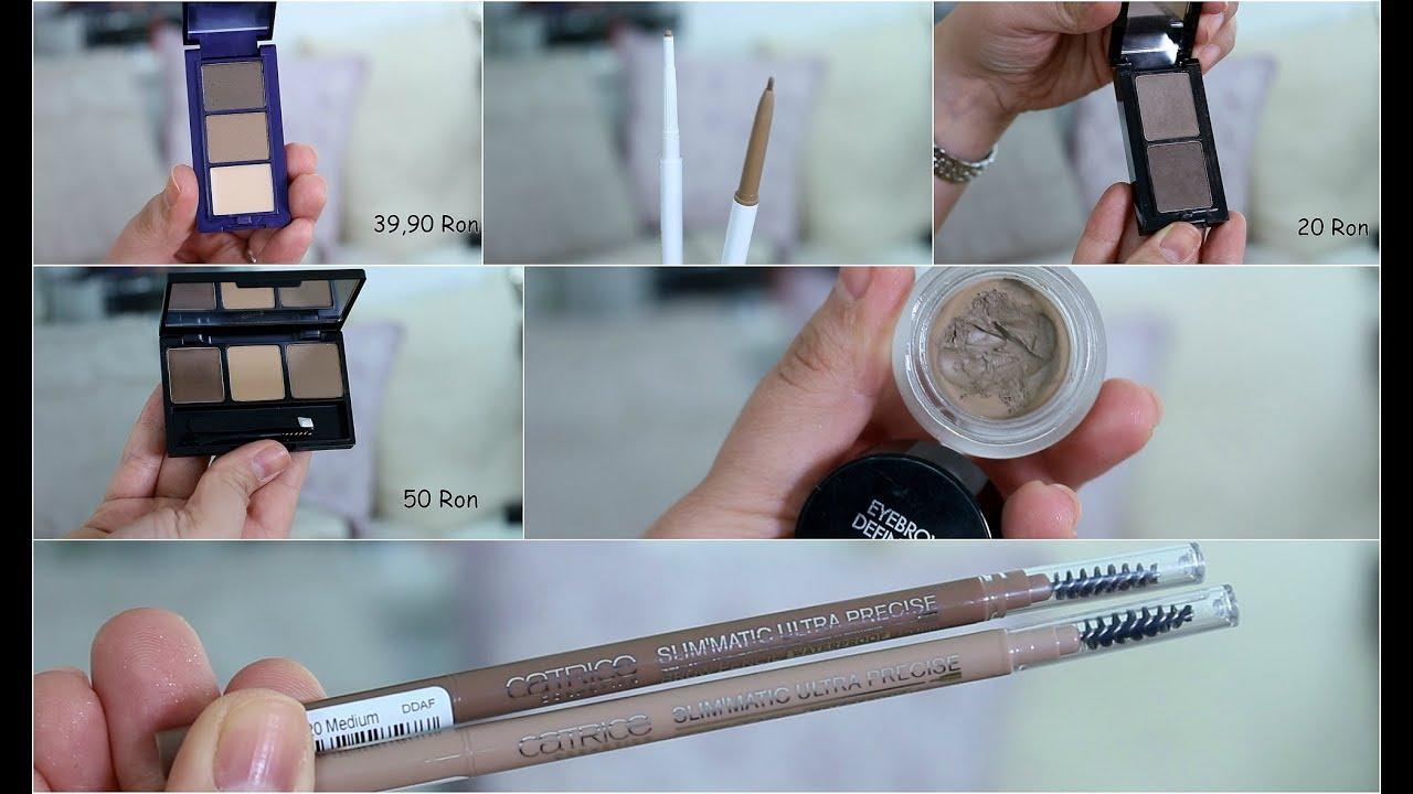 Cel mai bun creion sprancene