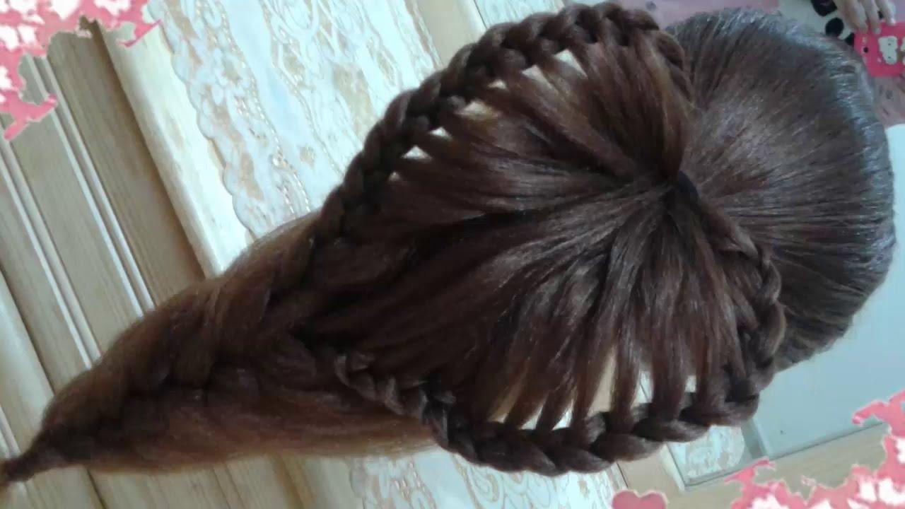 Trenzas De Nia Amazing Excellent Affordable Peinado Para Nias Con