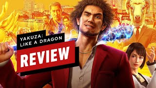 Yakuza: Like a Dragon Review (Video Game Video Review)