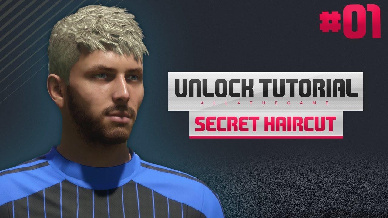FIFA 17 Virtual Pro Unlock Secret Haircut 01