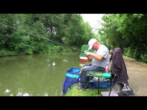 Easy Fishing Bread Punch On The Canal For Beginners