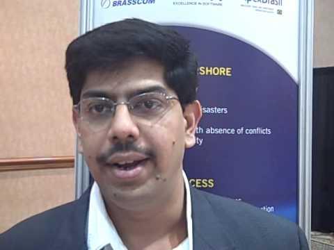 Vikram Bhave from ABN Amro Bank @ Gartner Outsourcing & Vendor Management Summit