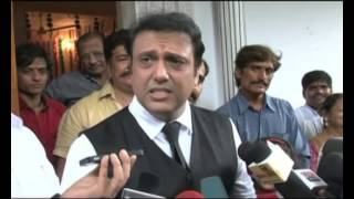 Govinda speaks on fight with Salman Khan