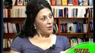 Lucia Di Nardo presenta PANE E ZUCCHERO (TRSP 13 10 2010 2 parte)