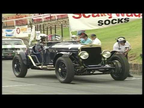 Barcelona Spain | Drive Episode 37 | Vintage Car