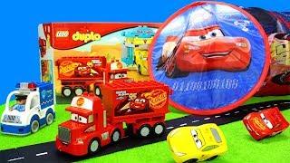 Spielzeugautos Cars: Lego Duplo Spielzeug Sets, Feuerwehrautos, Polizeiautos & Lastwagen Für Kinder