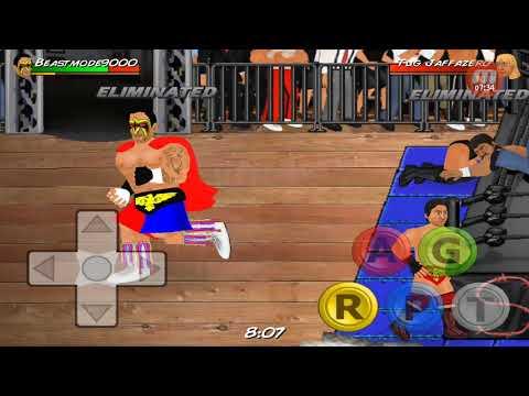 ✔ Wrestling Revolution | SUPERKICK! PT. 2 TELL ME IN THE COMMENTS HOW MANY SUPERKICKS I DELIVERED!