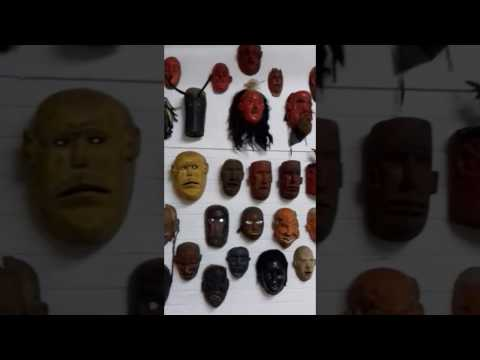 Mike's Malawi Mask Studio