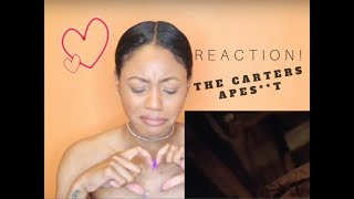 THE CARTER - APES**T REACTION!!