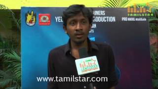 Dhivank At Nee Short Film Screening