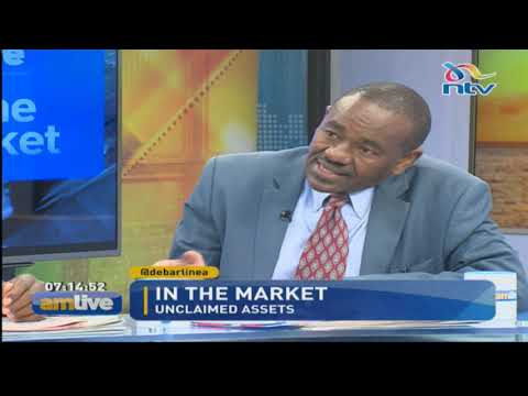 Unclaimed Financial Assets Authority holds KSh.13B worth of assets || AM Live