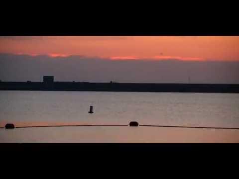 Arcadia Lake Sunrise closing shots