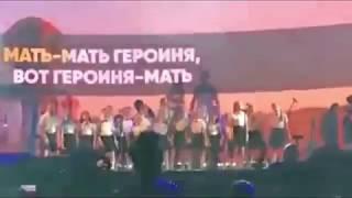 """Детский хор! """"Медуза"""" """"С уроков убежал"""" """"Мать - Героиня"""""""