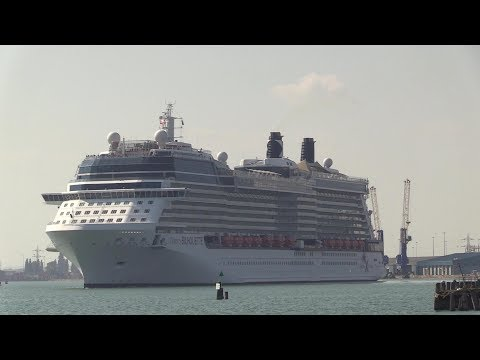 Celebrity Silhouette departure 8 Day Cruise to Spain & France from Southampton 19/05/18