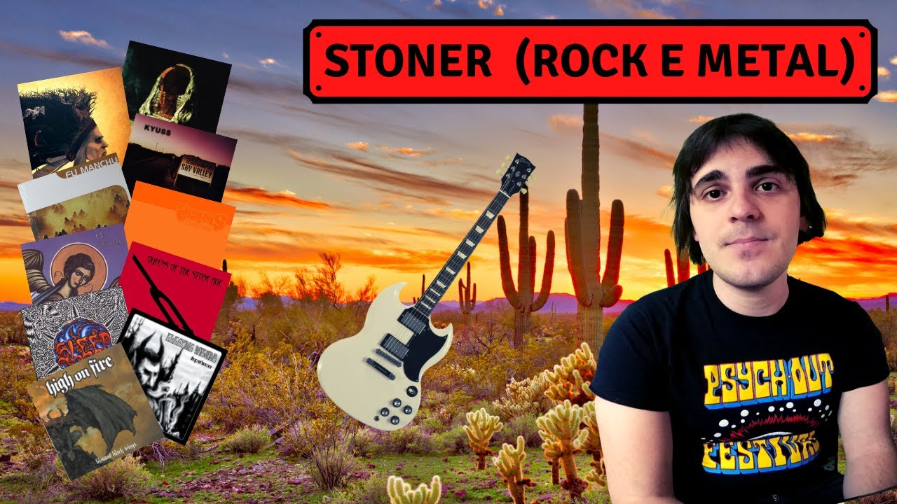 I migliori 10 dischi Stoner! (Rock e Metal)