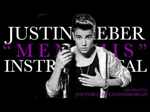 Justin Bieber - Memphis (INSTRUMENTAL) w/ DOWNLOAD LINK