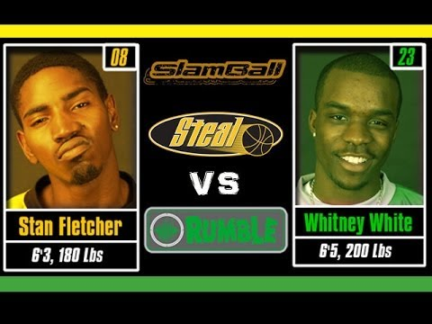 SlamBall Series 1 Playoffs - Rumble v Steal [FULL GAME]