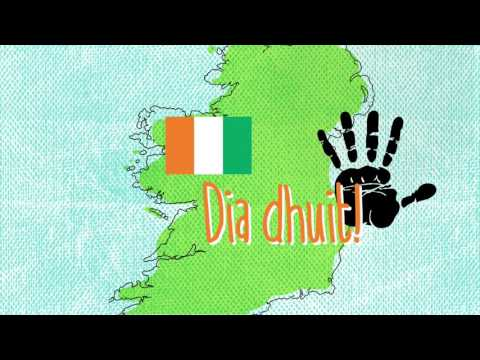 """Hello Ireland""   Hello World"