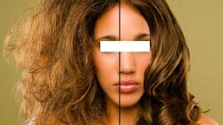 وصفة  لعلاج الشعر الجاف و الخشن والمتقصف والمتضرر