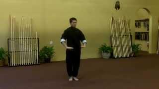 Shaolin #6 ~ Tun Da ~ Traditional Longfist Kung Fu / Martial Arts / Wushu Form ~KungFuNorthwest