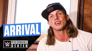 The BRO Has Landed  | Matt Riddle Ep. 1 | ARRIVAL