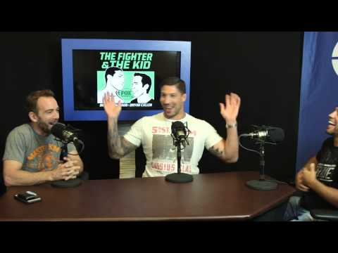 Urijah Faber on The Fighter and The Kid