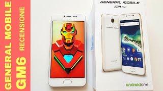 General Mobile GM6 recensione   Un Google Pixel economico