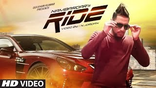Ride Full Video Song | Nambardar | New Song 2016