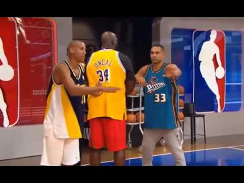 Reggie Miller teaches shooters how to move without the ball