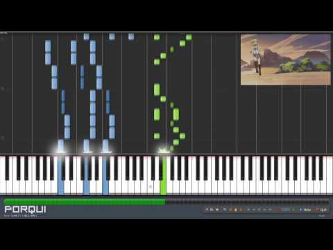 Fairy Tail Ending 1 - Kanpeki Gu~no Ne (Synthesia)