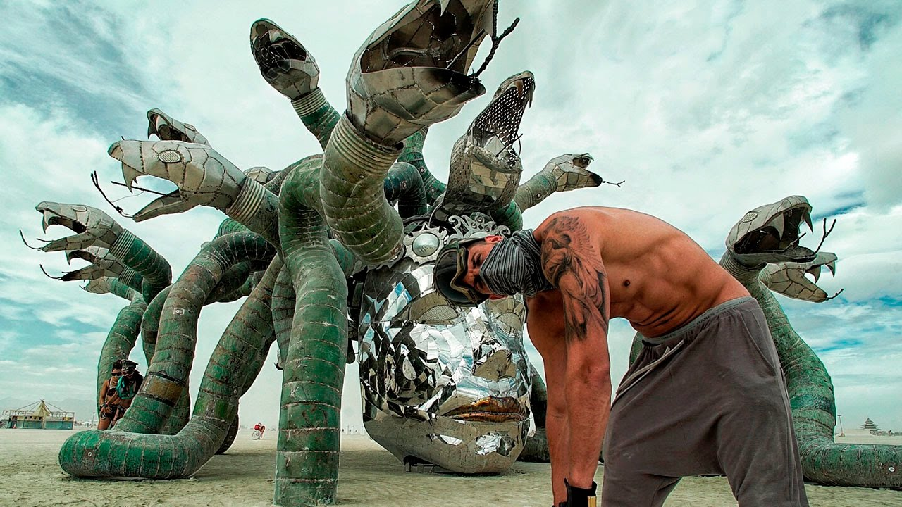A Burning Man Film with Jesse Welle