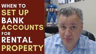 When To Set Up Bank Account For Your Rental Property Mm