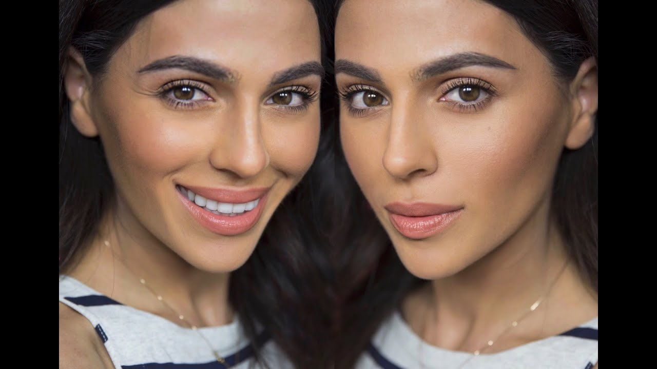 'No Makeup' Makeup Tutorial | Natural Makeup Tutorials | Teni Panosian