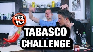 TABASCO-Challenge feat. UnsympathischTV + SPECIAL GUEST!   Kilian