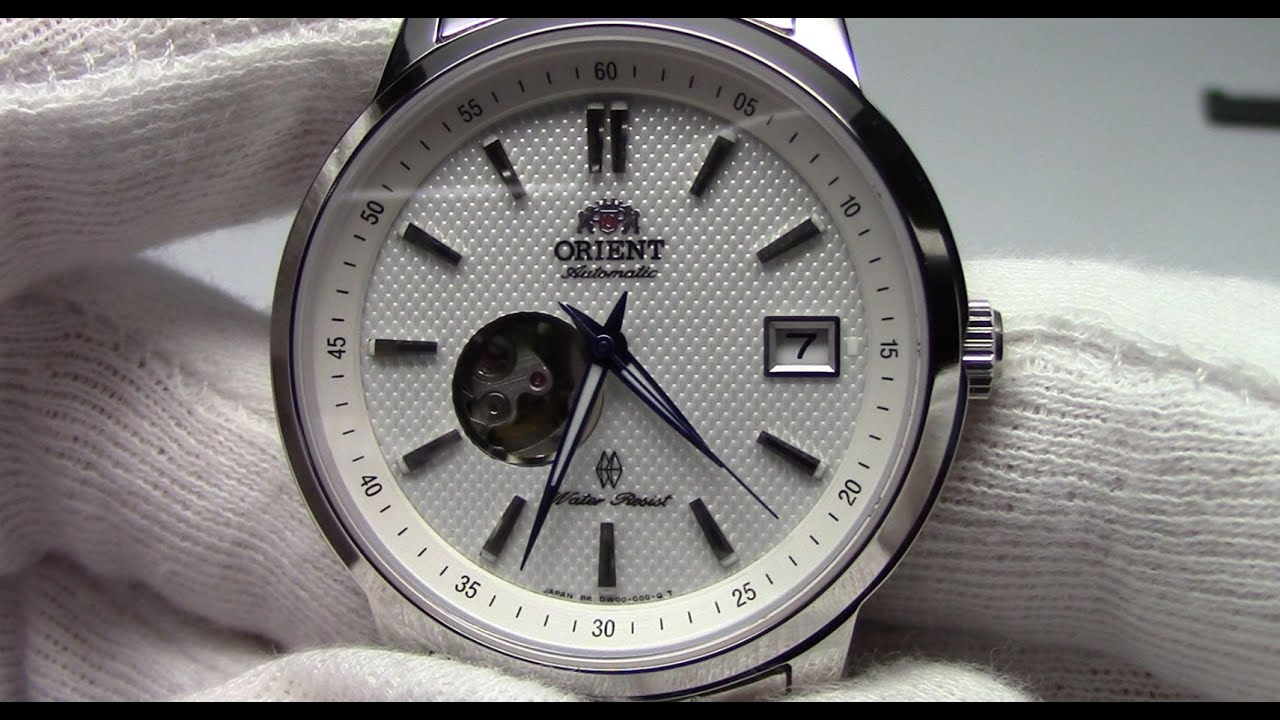 New orient watch models for summer 2016 youtube for Orient mobel