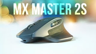 NEW Logitech MX Master 2S Mouse Review!
