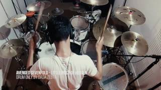 (Drum Only) Avenged Sevenfold - A Little Piece of Heaven