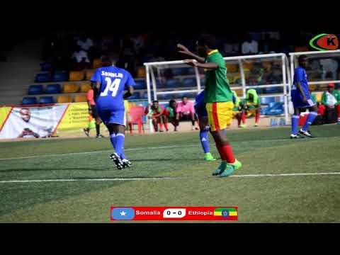 ETHIOPIA 3 - 1 SOMALIA : #CECAFA_U17