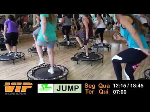 aulas de body jump
