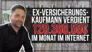 Ex-Versicherungskaufmann verdient 120.366,55 € im Monat