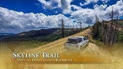 Skyline Drive, The Backbone of Utah