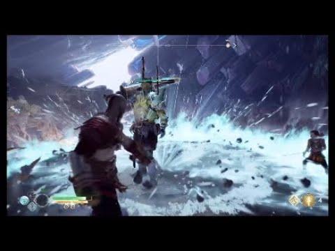 God Of War Deus Ex Malachite Dwarven Favor Andvari's Soul Landsuther Mines And Canyon