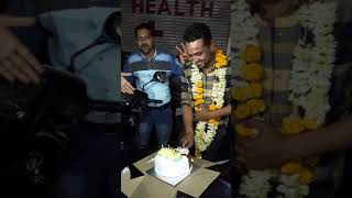Happy birth day Azhar BHAI
