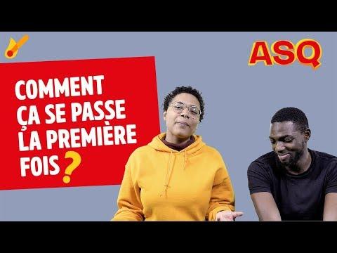 ASQ - C'est comment la première fois ? ft Nadjélika & Sacko
