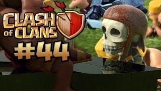 CLASH OF CLANS #44 - MEIN PLAN FÜR DIE ZUKUNFT ★ Let's Play Clash of Clans