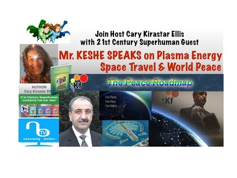 Mr. Keshe SPEAKS on Plasma Energy, Space Travel & World Peac