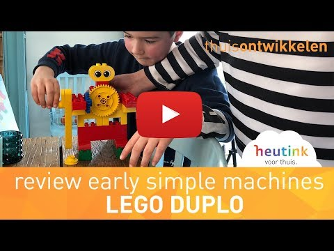 Early Simple Machines LEGO DUPLO